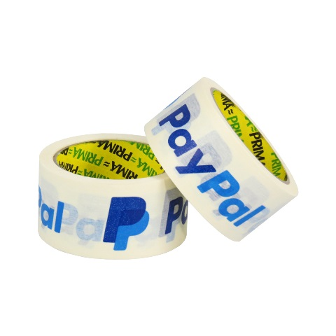 1 x Roll Of PayPal Recyclable 2
